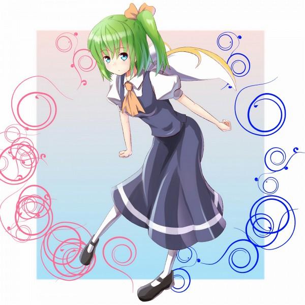 Tags: Anime, Touhou, Daiyousei