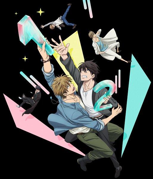 Tags: Anime, Dakaretai Otoko 1-i ni Odosarete Imasu, Azumaya Junta, Saijou Takato