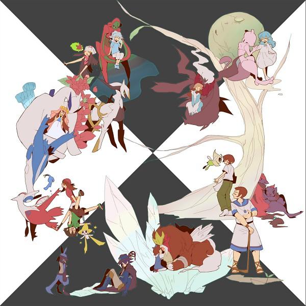 Damos (Pokémon) - Pokémon the Movie: Arceus and the Jewel of Life