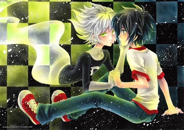 Tags: Anime, Luleiya, Danny Phantom (Character), Daniel Fenton