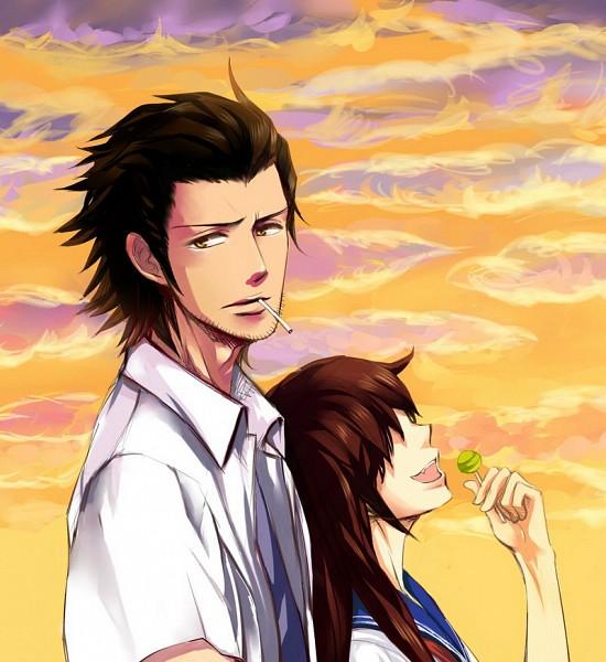 Tags: Anime, Danshi Koukousei no Nichijou, Mino, Motoharu, Daily Lives Of High School Boys