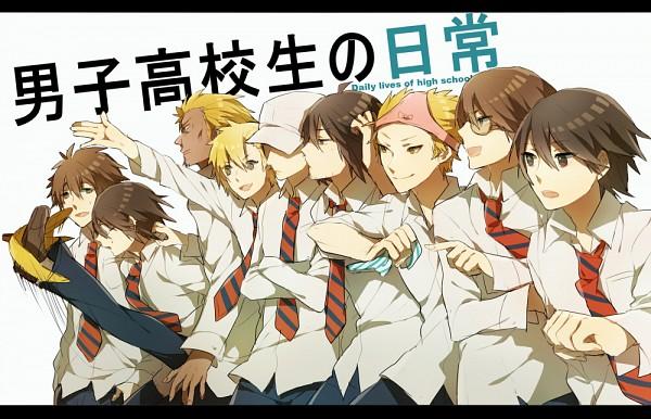 Danshi Koukousei no Nichijou (Daily Lives Of High School Boys)