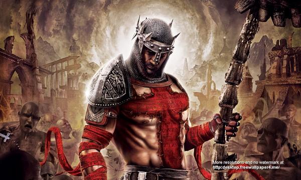 Dante (Dante'S Inferno) - Dante's Inferno