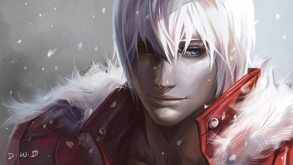 Tags: Anime, DanteWontDie, Devil May Cry, Dante (Devil May Cry), deviantART, HD Wallpaper, Facebook Cover, Wallpaper
