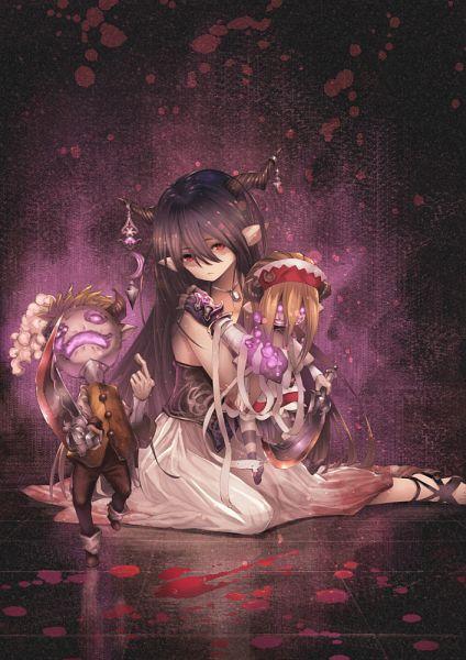 Tags: Anime, Ryouku, Granblue Fantasy, Danua (Granblue Fantasy)