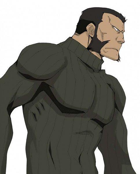 Darius - Fullmetal Alchemist Brotherhood