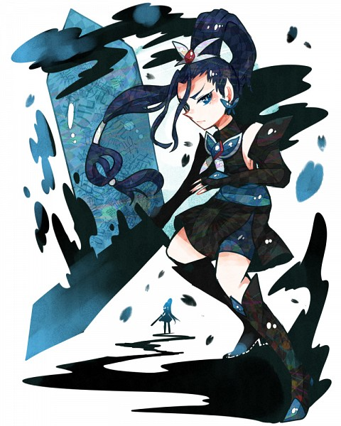 Dark Aqua - Yes! Precure 5