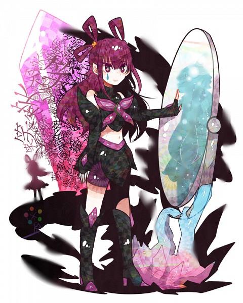 Tags: Anime, Ringetsumon, Yes! Precure 5, Dark Dream, Yumehara Nozomi, Cure Dream, Pixiv, Fanart From Pixiv, Fanart