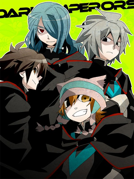 Dark Emperors - Inazuma Eleven
