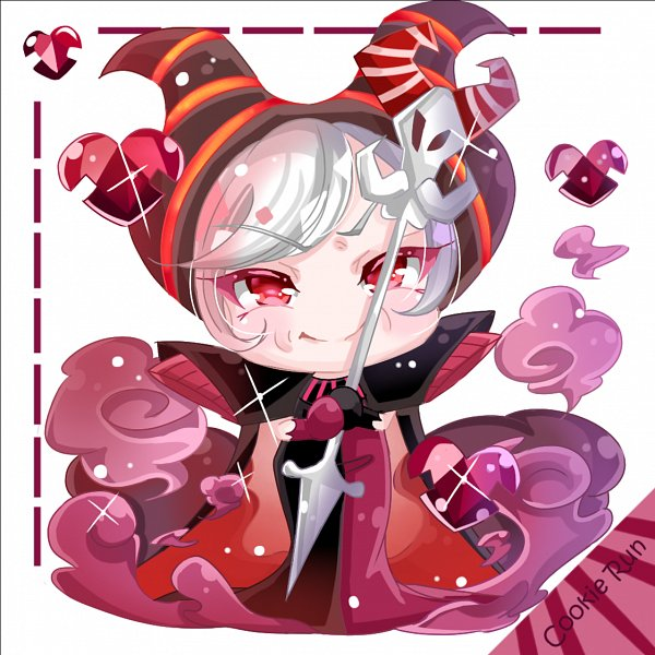Tags: Anime, Pixiv Id 11982709, Cookie Run: OvenBreak, Cookie Run, Dark Enchantress Cookie, Pixiv, Fanart, Fanart From Pixiv
