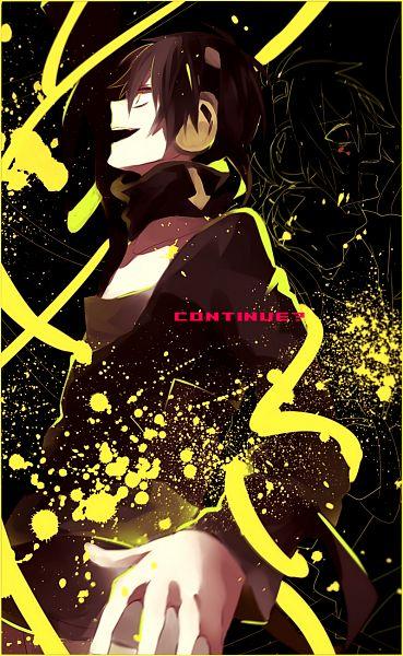 Tags: Anime, Pixiv Id 1886186, Kagerou Project, Dark Konoha, Kokonose