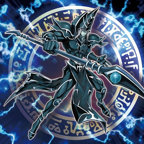 Tags: Anime, Yu-Gi-Oh! The Dark Side of Dimensions, Yu-Gi-Oh!, Yu-Gi-Oh! Duel Monsters, Dark Magician, Official Card Illustration, Card (Source), Official Art