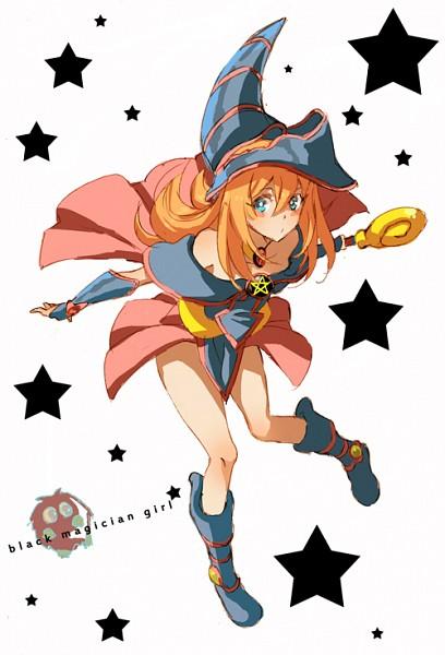 Dark Magician Girl - Yu-Gi-Oh! Duel Monsters