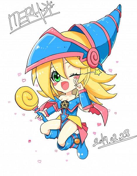 Dark Magician Girl - Yu-Gi-Oh! Duel Monsters - Image