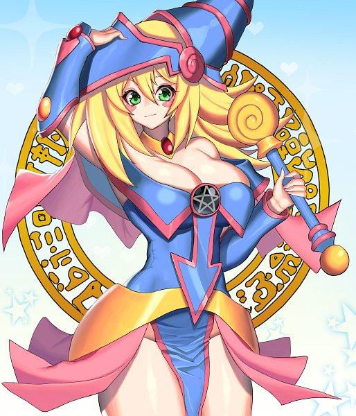 Yu Gi Oh! Duel Monsters Dark Magician Girl Figur Figuren