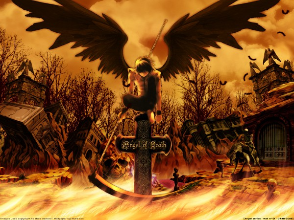 Tags: Anime, D.N.Angel, Dark Mousy, Wallpaper, Fanmade Wallpaper, Edited