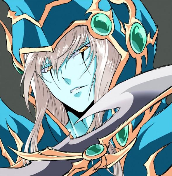 Dark Paladin - Yu-Gi-Oh! Duel Monsters