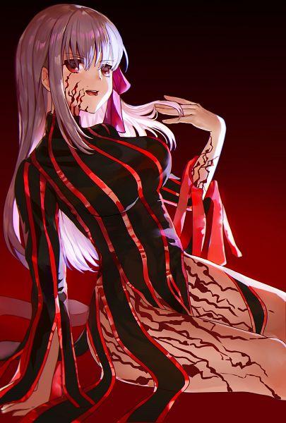 Tags: Anime, Pixiv Id 11461900, Fate/stay night, Dark Sakura, Matou Sakura, Fanart From Pixiv, Fanart, Pixiv