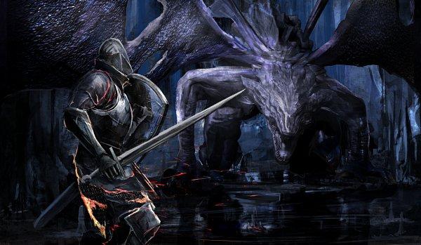 Chan Dark Souls  The Ringed City