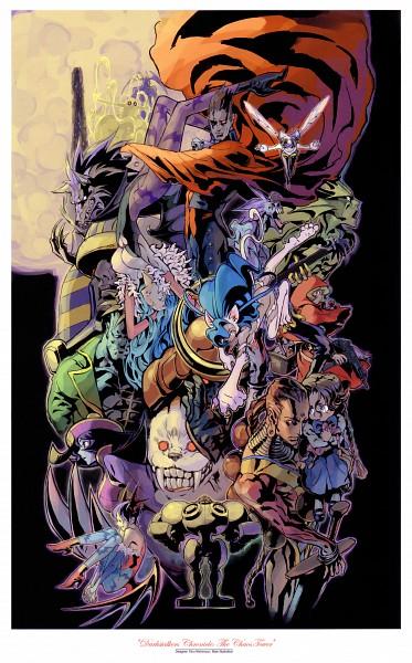 Darkstalkers - Capcom