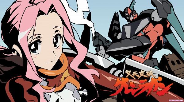 Tags: Anime, Tengen Toppa Gurren-Lagann, Darry Adai, Eyecatcher, Wallpaper, Tengen Toppa Gurren-lagann - Eyecatcher