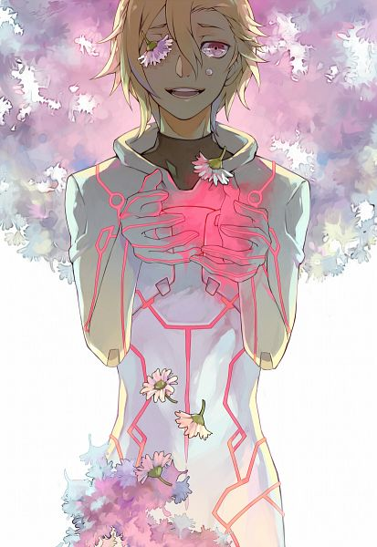 Tags: Anime, thorax, GUILTY CROWN, Daryl Yan, Fanart From Pixiv, Mobile Wallpaper, Pixiv, Fanart