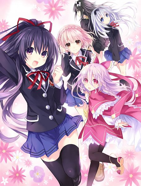 Date A Live: Twin Edition Rio Reincarnation - Compile Heart