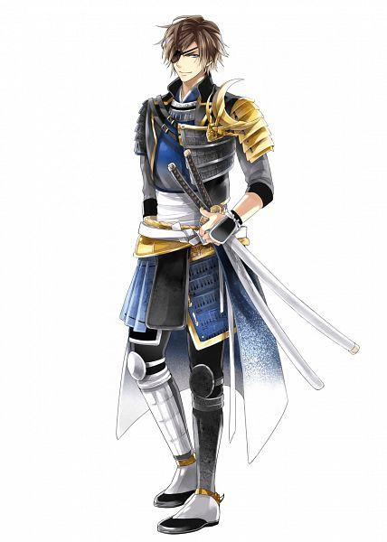 Date Masamune (Ikemen Sengoku) - Ikemen Sengoku ~Toki wo Kakeru Koi~