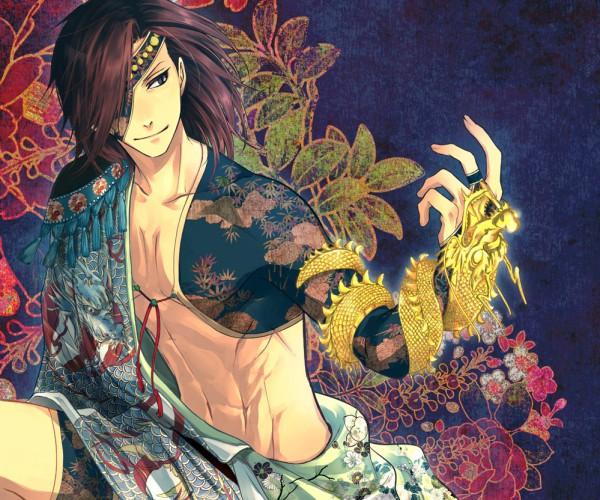 Date Masamune (Sengoku Basara) - Sengoku Basara