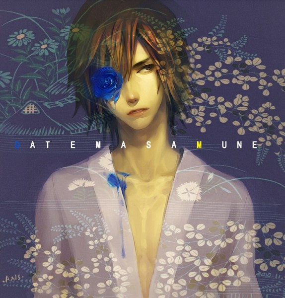 Tags: Anime, .Axis., Sengoku Basara, Date Masamune (Sengoku Basara), Pixiv