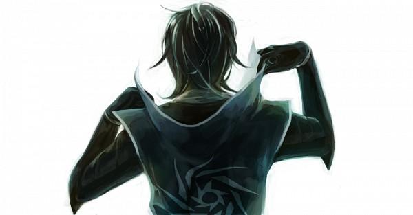 Tags: Anime, Xxciao, Sengoku Basara, Date Masamune (Sengoku Basara), Pixiv, Facebook Cover