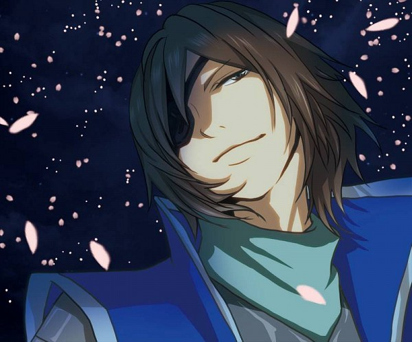 Tags: Anime, Pixiv Id 2771401, Sengoku Basara, Date Masamune (Sengoku Basara), Fanart, Pixiv