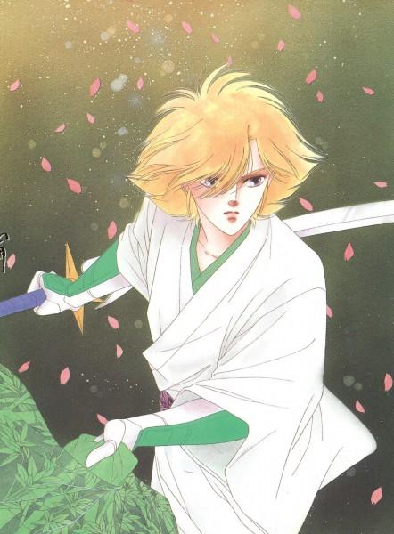 Date Seiji (Sage Date) - Yoroiden Samurai Troopers