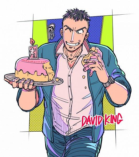 David King (Dead By Daylight) - Dead by Daylight