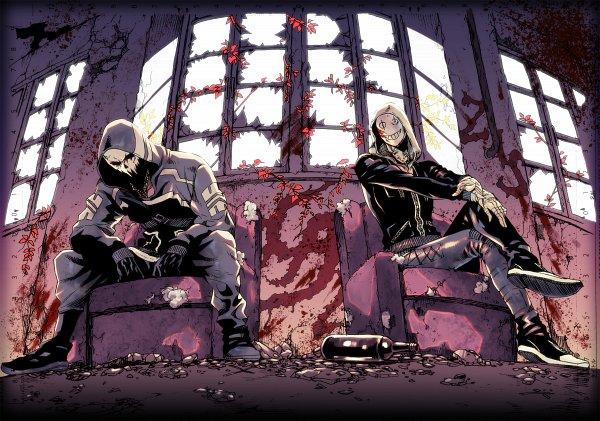 Tags: Anime, Pixiv Id 37659867, Dead by Daylight, Joey (Dead By Daylight), Frank Morrison, Fanart From Pixiv, Pixiv, Fanart