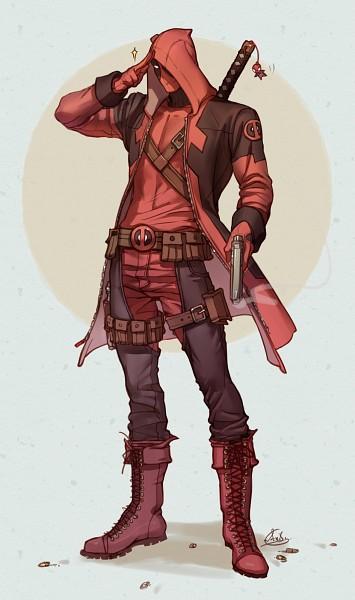 Deadpool (Wade Wilson) - Marvel