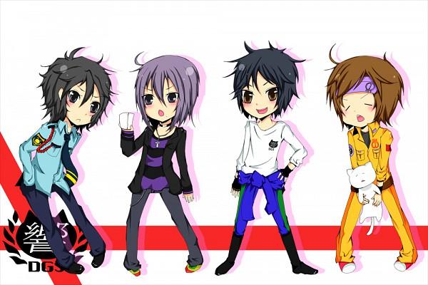 Tags: Anime, Pixiv Id 827455, Dear Girl ~stories~, Dear Girl - Stories - Hibiki, Ryo (dgs Hibiki), Hiro C, Ono Daisuke (Character), Ono D, Kamiya Hiroshi (Character), Sugita Tomokazu (Character), Ren (dgs Hibiki), Nakamura Yuuichi (Character), Pixiv