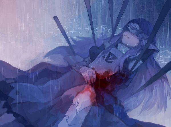 Tags: Anime, Pixiv Id 4154796, Death Pater, Pixiv, Deep-Sea Prisoner