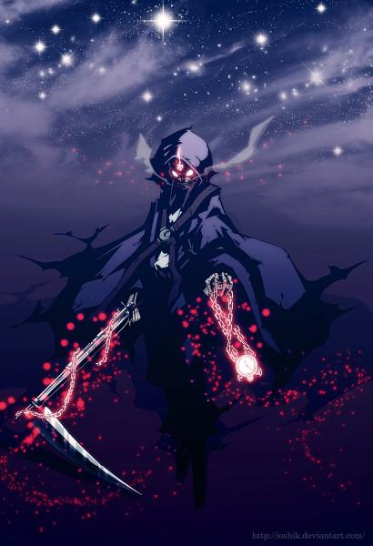 Death Zero - Shaman King Flowers
