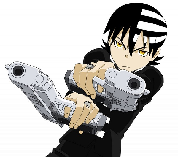 Tags: Anime, SQUARE ENIX, SOUL EATER, Death the Kid