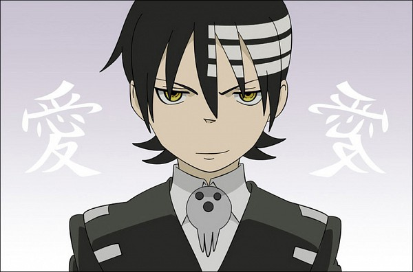 Tags: Anime, Morrow, SQUARE ENIX, SOUL EATER, Death the Kid, Vector