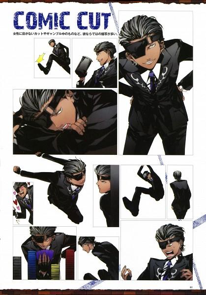 Tags: Anime, Sarachi Yomi, La storia della Arcana Famiglia, Debito, Scan, Official Art, Mobile Wallpaper