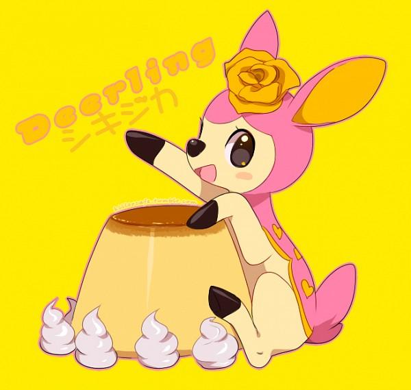 Deerling - Pokémon