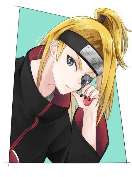 Deidara naruto shipp den wallpaper 2228817 zerochan anime image board - Deidara wallpaper ...