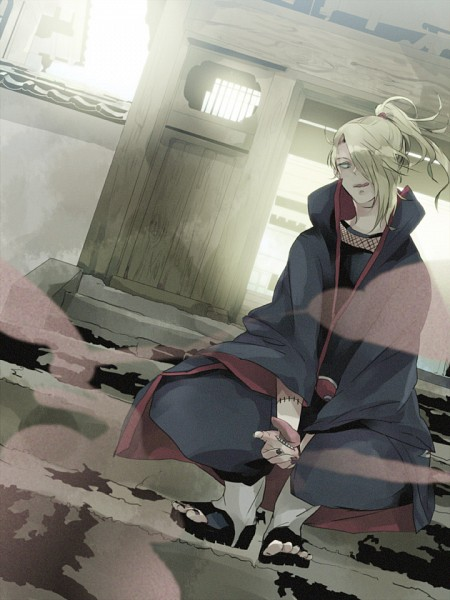 Tags: Anime, Hinatsu (Pixiv518529), NARUTO, Deidara, Fanart, Pixiv, Akatsuki (NARUTO)