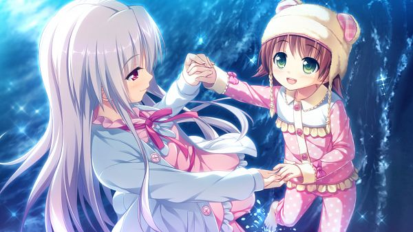 Tags: Anime, Akizora Momiji, Akabei Soft3, Dekinai Watashi ga Kurikaesu, Furukawa Ren, Wallpaper, CG Art, Character Request