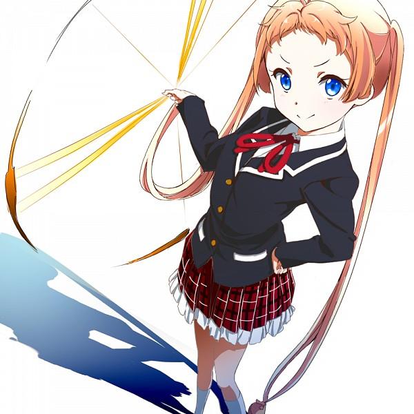 Tags: Anime, Pixiv Id 95071, Chuunibyo Demo Koi ga Shitai!, Dekomori Sanae, Fanart, Fanart From Pixiv, Pixiv