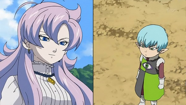 Delphinium - Blue Dragon - Tenkai No Shichi Ryu
