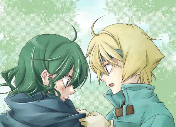 Tags: Anime, Suma (jen-ga), Deltora Quest, Lief, Jasmine (Deltora Quest), Pixiv, Fanart, Fanart From Pixiv