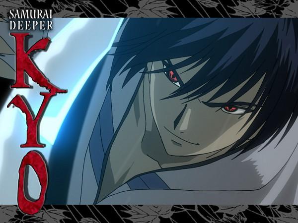 Tags: Anime, Samurai Deeper Kyo, Demon Eyes Kyo